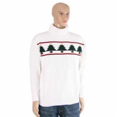 Witte Kersttrui.Witte Kerst Ski Polo Foutekersttrui Lol Nl